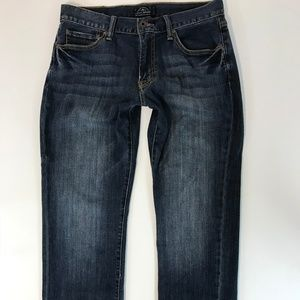 Lucky Brand Mens SZ 32X30 221 Original Straight